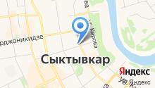 Гимназия им. А.С. Пушкина на карте