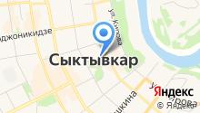 Жилкомсервис, МКП на карте
