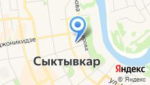 Адвокатский кабинет Володарского В.В. на карте