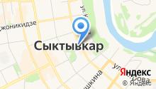 7 Марта на карте