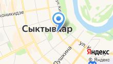 Bel Ami на карте