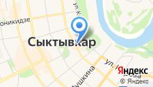 TeaBet на карте