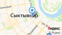 Atletkomi.ru на карте