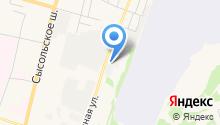 Автосервис СТО на карте