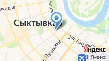 Адвокатский кабинет Гапоненко В.И. на карте