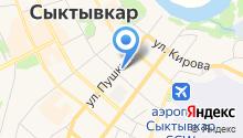 Адвокатский кабинет Торопова С.В. на карте
