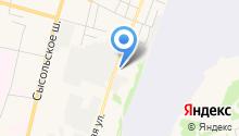 Ferrum Avto на карте