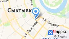 AutoJack LimoLady на карте