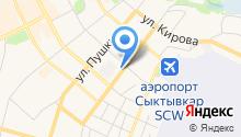 АС-Юнити на карте