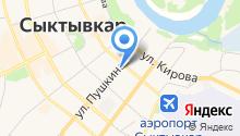 Ассоциация профессиональных адвокатов на карте