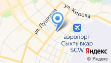 Адвокатский кабинет Митюшева В.Г. на карте