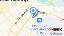 Адвокат Красикова И.А. на карте