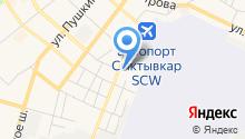 Адвокатский кабинет Ванеева С.В. на карте