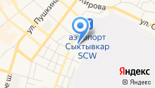StudioTon на карте
