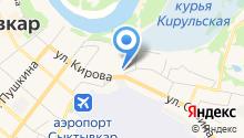 ARNEDO на карте