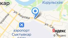 GPS11.ru на карте
