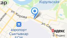 Ассыв на карте