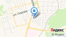 Авто-точка на карте