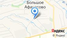 Культурно-спортивный центр на карте