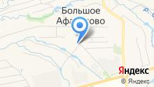 Бон-Бон на карте