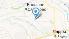 Чинбул на карте
