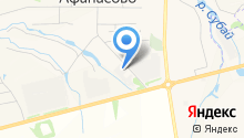 Фирма на карте
