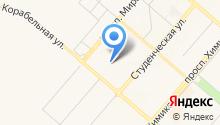 ГородОК Крафта на карте