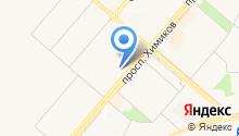 Мира-М на карте