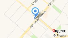 БлескСервис на карте