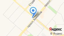 Банкомат, АКБ БТА-Казань на карте