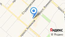 Нижнекамский технологический колледж на карте