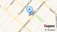 Нижнекамский политехнический колледж им. Е.Н. Королёва на карте