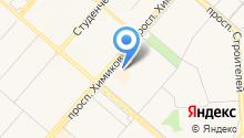 """""""Инженерная группа"""" - Инженерное проектирование и строительство в Нижнекамске на карте"""