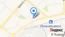 Ворота НК на карте