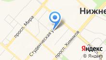 Нижнекамский городской суд на карте