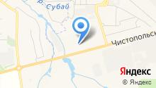 Люкс-Релакс на карте