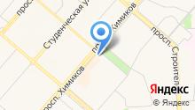 АБ Девон-кредит, ПАО на карте