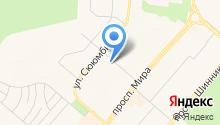 Ломбард Алтын-НК на карте