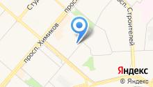 Дом иностранных специалистов на карте