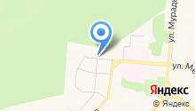 Автостоянка на ул. Чишмале на карте