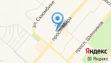 Альфа Клиник на карте