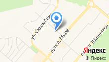 лечебно-диагностический центр гармония на карте