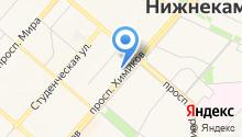 Колледж нефтехимии и нефтепереработки им Н.В. Лемаева на карте