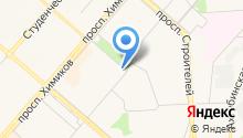 OviP на карте