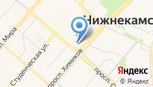 Звенящие кедры России на карте
