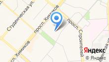 Детский сад №7, Кубэлэк на карте