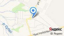 Криоген-НК на карте