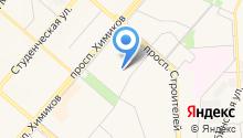 ЗАГС г. Нижнекамска на карте