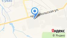 Нижнекамский ликеро-водочный завод на карте