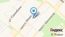 Svadba.org - Свадебный сайт на карте